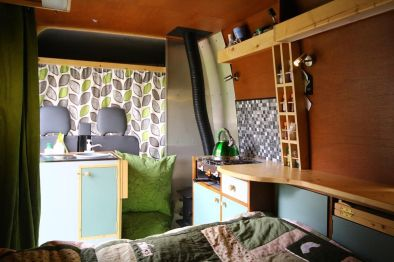 Camper Van Ideas 7