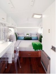 Cheap And Easy Ways To Decorate Your RV Camper 41