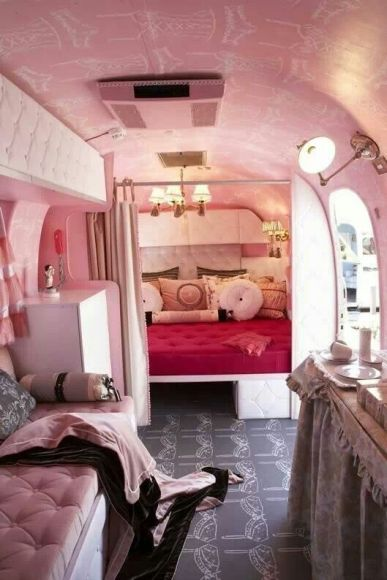 Cheap And Easy Ways To Decorate Your RV Camper 45