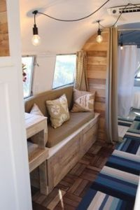 Cheap And Easy Ways To Decorate Your RV Camper 73