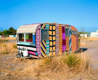 Cheap And Easy Ways To Decorate Your RV Camper 74