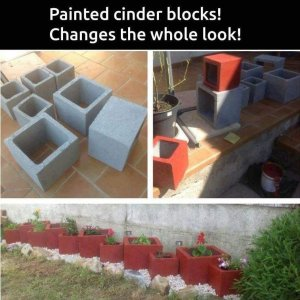 Cinder Block Ideas 20