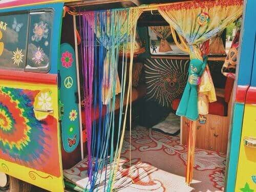 Crazy Van Decoration Ideas 13