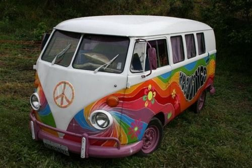 Crazy Van Decoration Ideas 51
