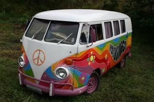 Crazy Van Decoration Ideas 51