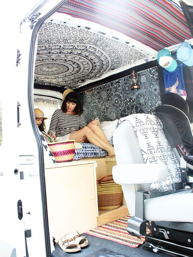 Crazy Van Decoration Ideas 54