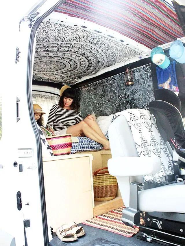 Crazy Van Decoration Ideas 54