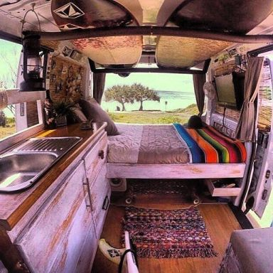 Crazy Van Decoration Ideas 57