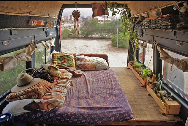 Delightful Crazy Van Decoration Ideas 6