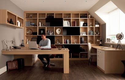 Creative Home Office 19