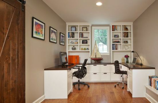 Creative Home Office 22