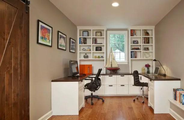 Creative Home Office 22