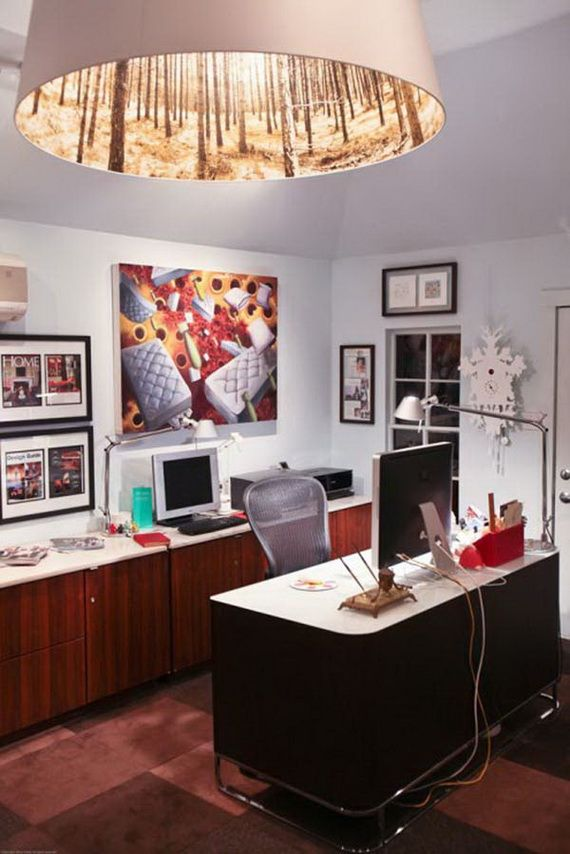 Creative Home Office 23
