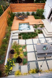 Design For Backyard Landscaping 48