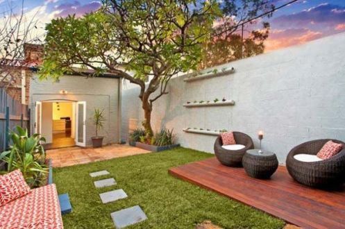 Design For Backyard Landscaping 49