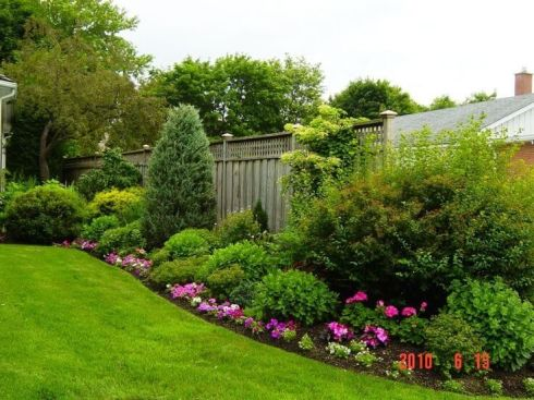 Design For Backyard Landscaping 50