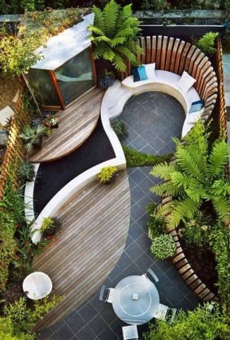 Design For Backyard Landscaping 63