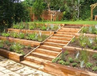 Design For Backyard Landscaping 83