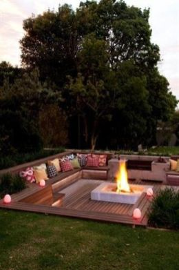 Design For Backyard Landscaping 87