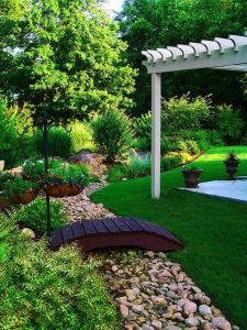 Design For Backyard Landscaping 88