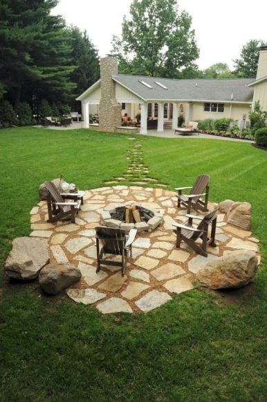 Design For Backyard Landscaping 9