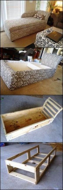Great DIY Furniture Ideas For Your Home 19