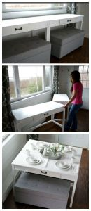 Great DIY Furniture Ideas For Your Home 37
