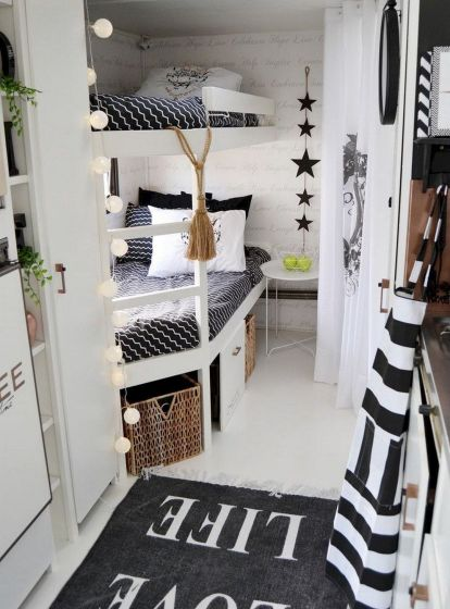 Ideas About Camper Decoration Hacks41