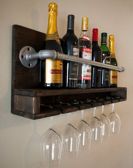 Industrial Furniture Ideas 11