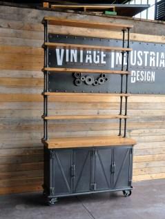 Industrial Furniture Ideas 14
