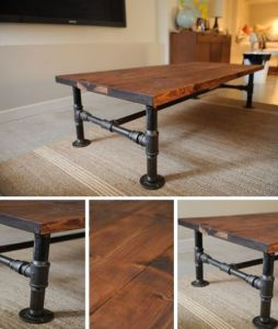 Industrial Furniture Ideas 16