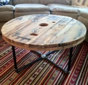 Industrial Furniture Ideas 28