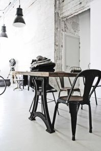 Industrial Furniture Ideas 31