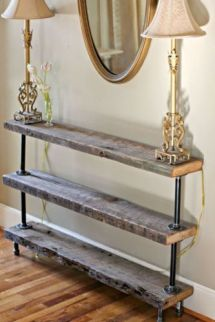 Industrial Furniture Ideas 40
