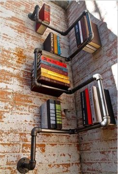 Industrial Furniture Ideas 41