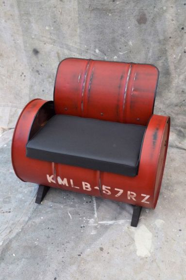 Industrial Furniture Ideas 8