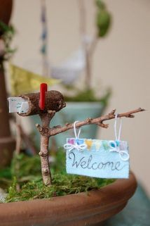 Magical And Best Plants DIY Fairy Garden Inspirations 33