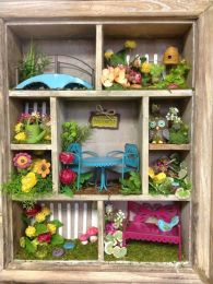 Magical And Best Plants DIY Fairy Garden Inspirations 42