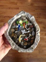 Magical And Best Plants DIY Fairy Garden Inspirations 44