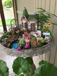 Magical And Best Plants DIY Fairy Garden Inspirations 61