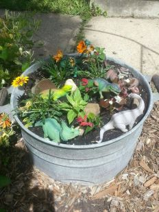 Magical And Best Plants DIY Fairy Garden Inspirations 79