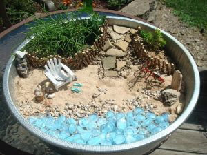Magical And Best Plants DIY Fairy Garden Inspirations 96