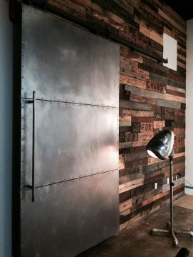 Metal Sliding House Ideas 17