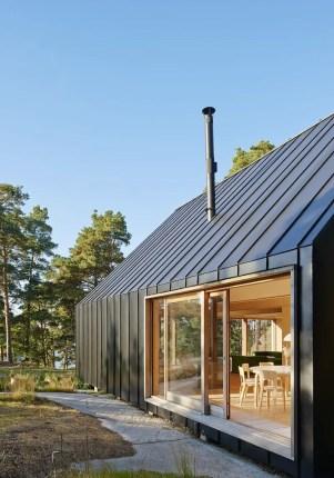 Metal Sliding House Ideas 53