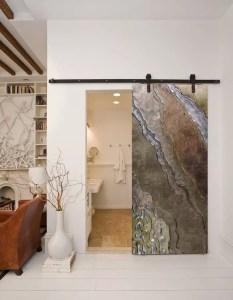 Metal Sliding House Ideas 75