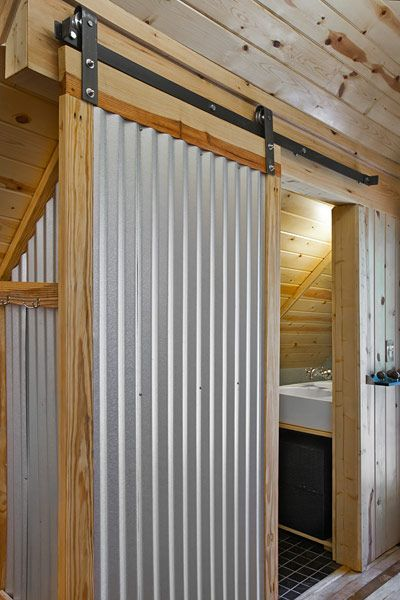 Metal Sliding House Ideas 77
