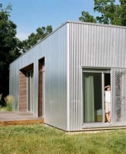 Metal Sliding House Ideas 85