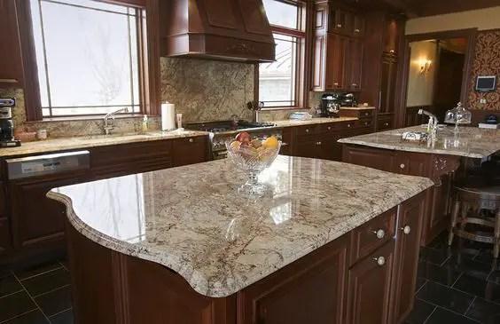 Modern Walnut Kitchen Cabinets Design Ideas 39