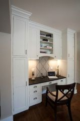Office Built In Cabinets Ideas 1