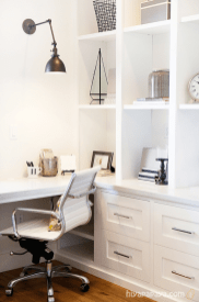 Office Built In Cabinets Ideas 30